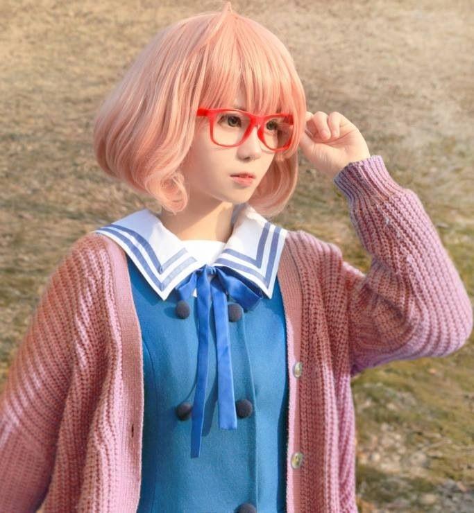Kuriyama Mirai (Kyoukai no kanata)