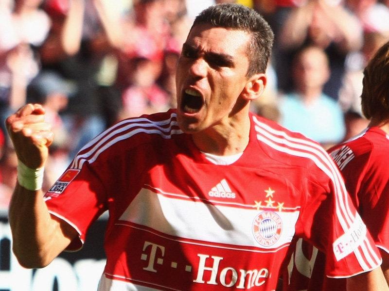Lucio có quãng thời gian thi đấu rất hay ở Bayern