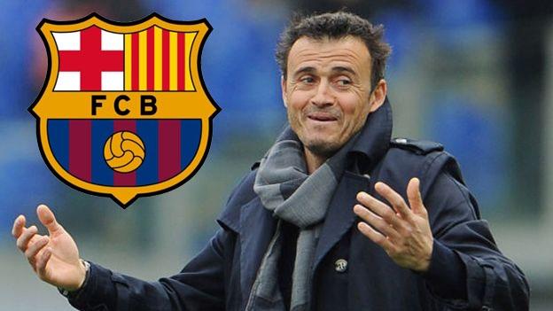 HLV Luis Enrique của CLB Barcelona