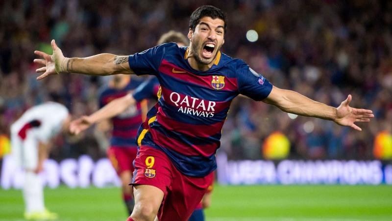 Luis Suarez (Barcelona/ Uruguay)