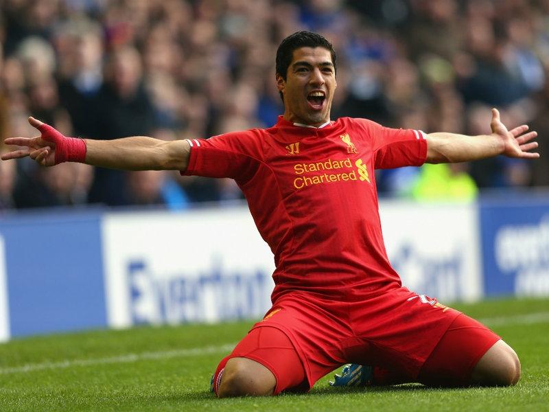 Quãng thời gian đáng nhớ của Suarez trong màu áo Liverpool