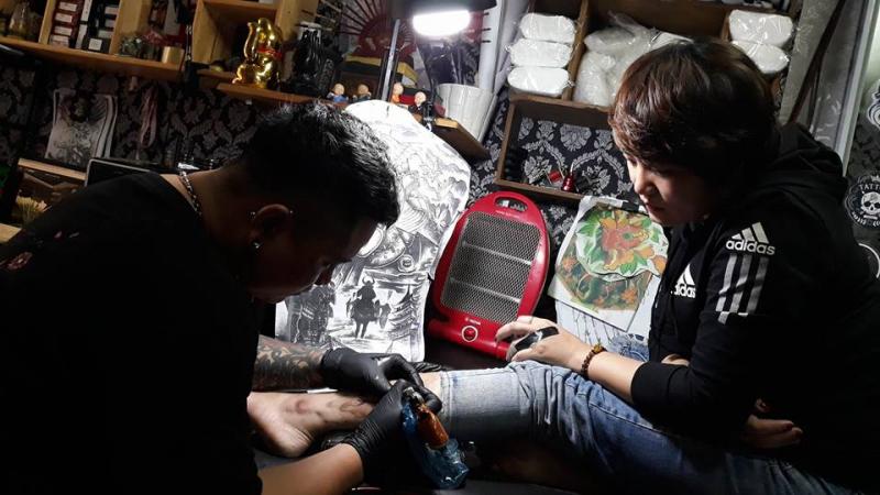 Luis Tattoo - Artist Luis Tiến