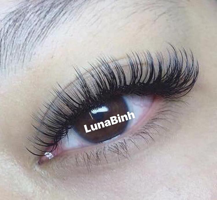 Luna Binh Nối Mi
