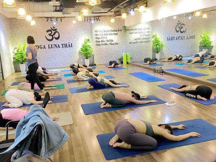 Luna Thái Yoga