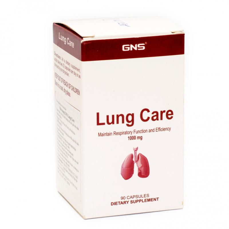 Lung Care - Hỗ Trợ Điều Trị Bệnh Phổi: