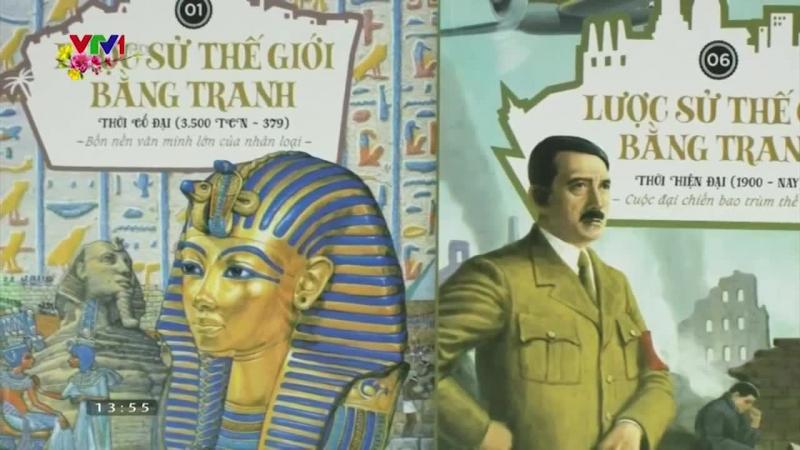Lược sử thế giới bằng tranh- Thời hiện đại (1900- nay)