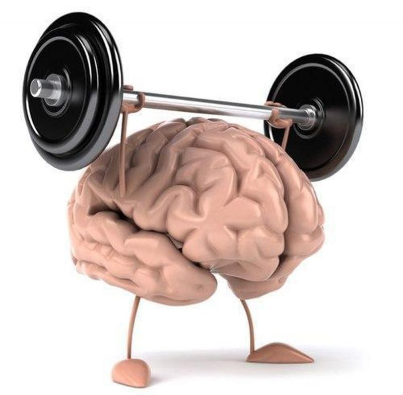 Lười suy nghĩ có thể gây co rút não