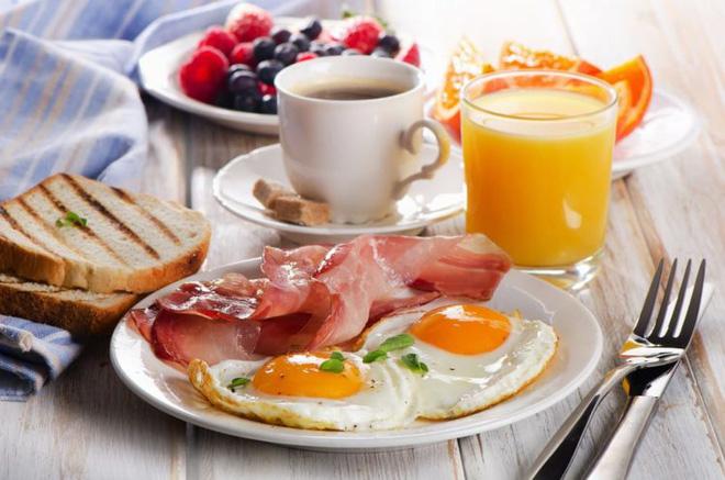 Luôn ăn sáng