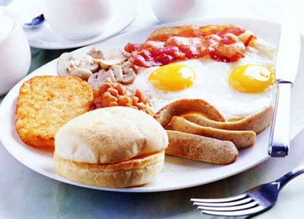 Luôn ăn sáng đầy đủ