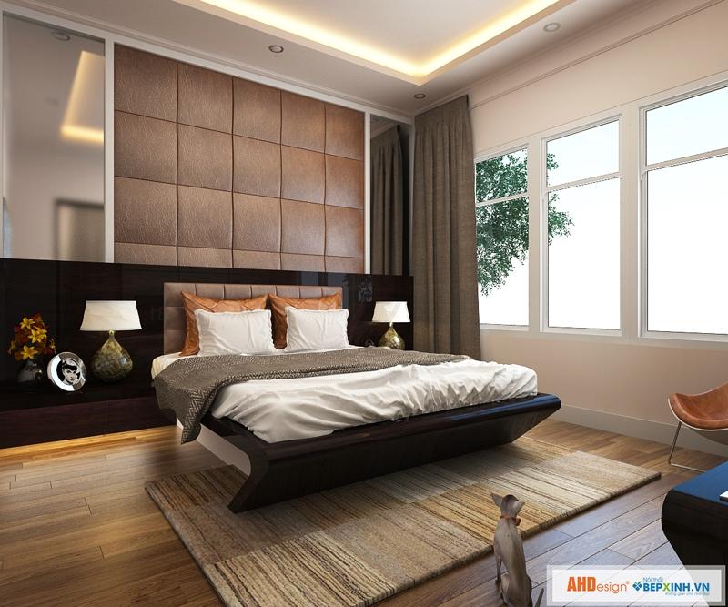 Phòng ngủ của bạn cần có ánh sáng vừa đủ và nhiệt độ luôn ở mức trung bình để tạo cảm giác dễ chịu nhất có thể.