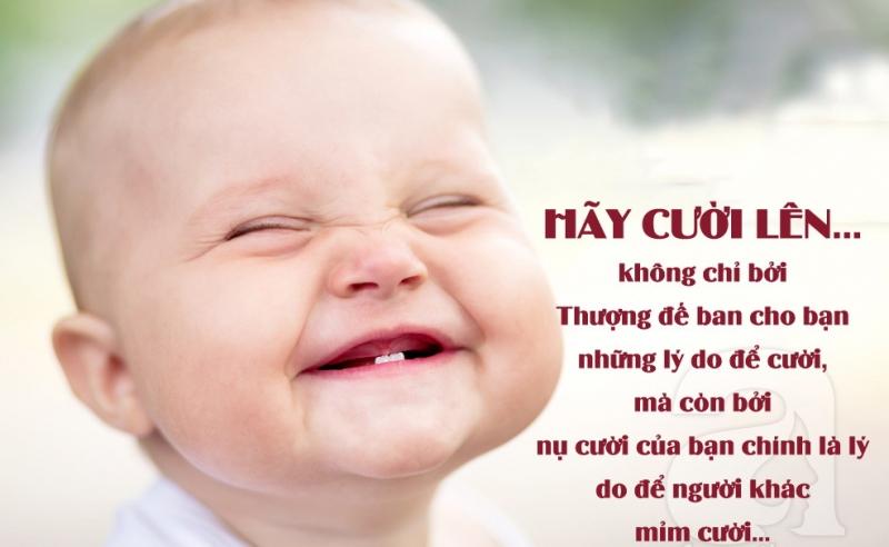 Luôn cười