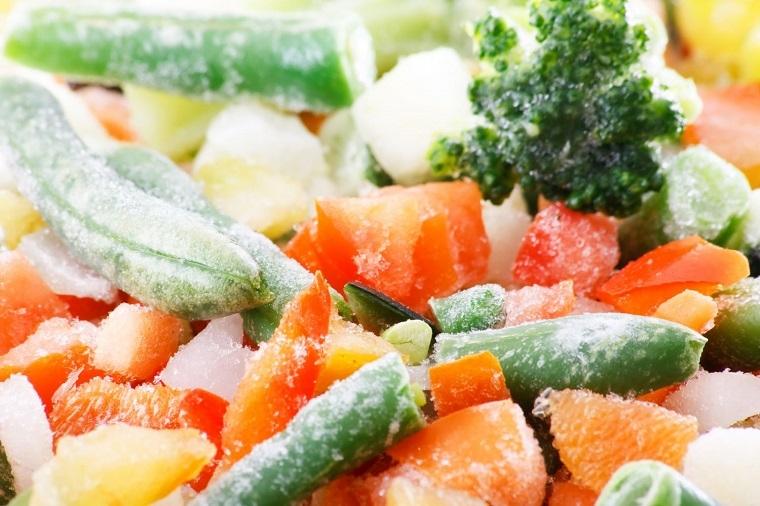 Dự trữ các laoij thức ăn đông lạnh