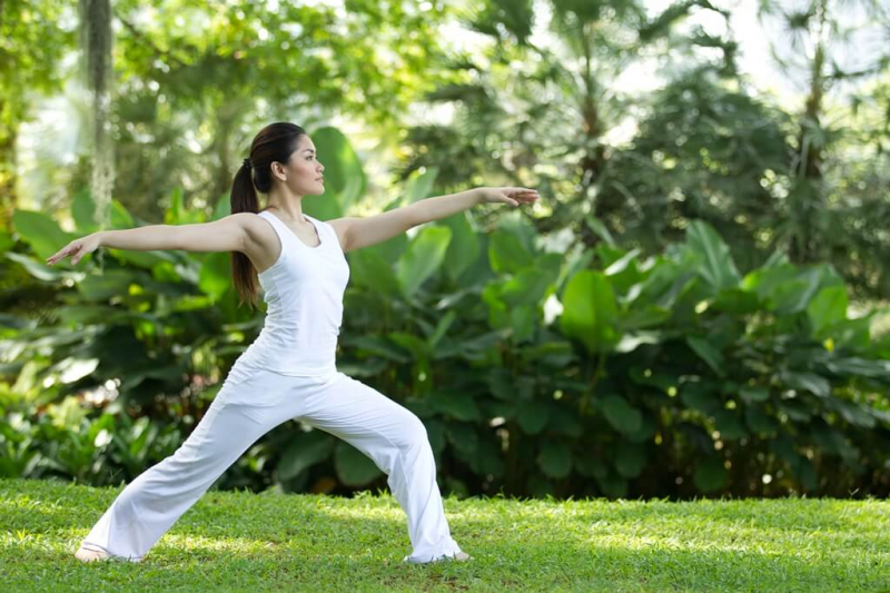 Luôn giữ cho vẻ bề ngoài cân đối và khỏe mạnh
