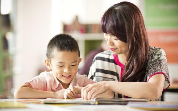 Cố gắng học cùng con mỗi ngày