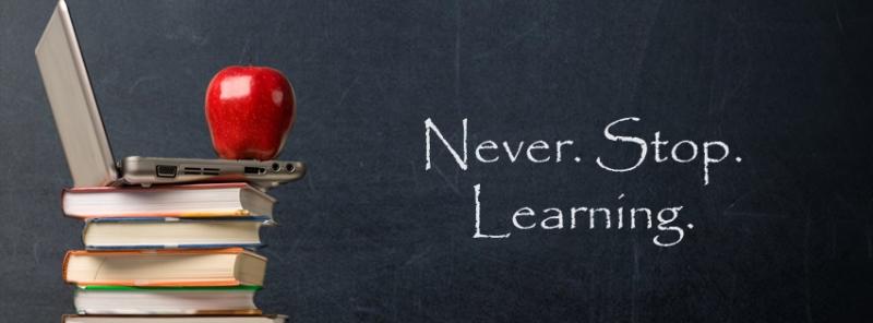 Không ngừng học hỏi về chuyên môn, về cuộc sống, tất cả các lĩnh vực trong cuộc sống.