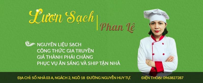 Lươn sạch Phan Lê