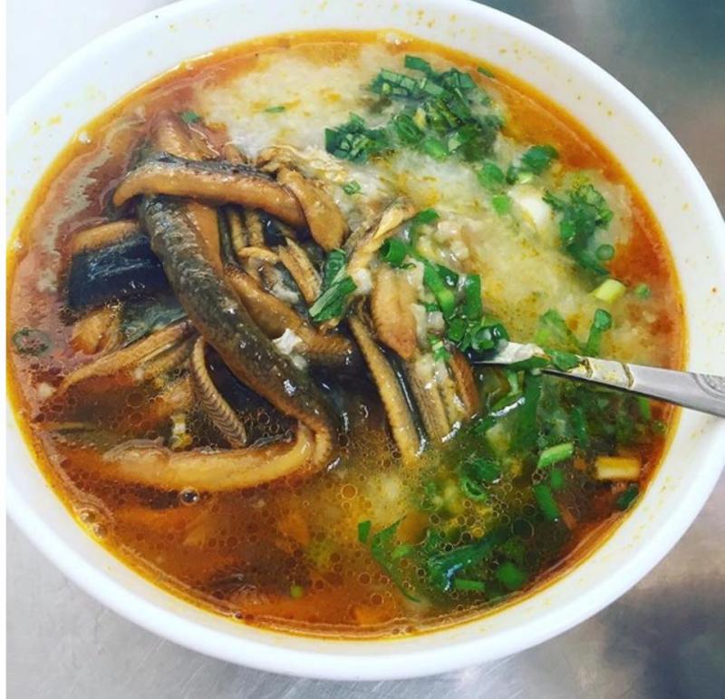 Cháo lươn đậu xanh giàu dinh dưỡng