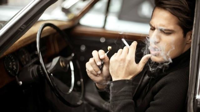 Tiếp xúc với khói thuốc