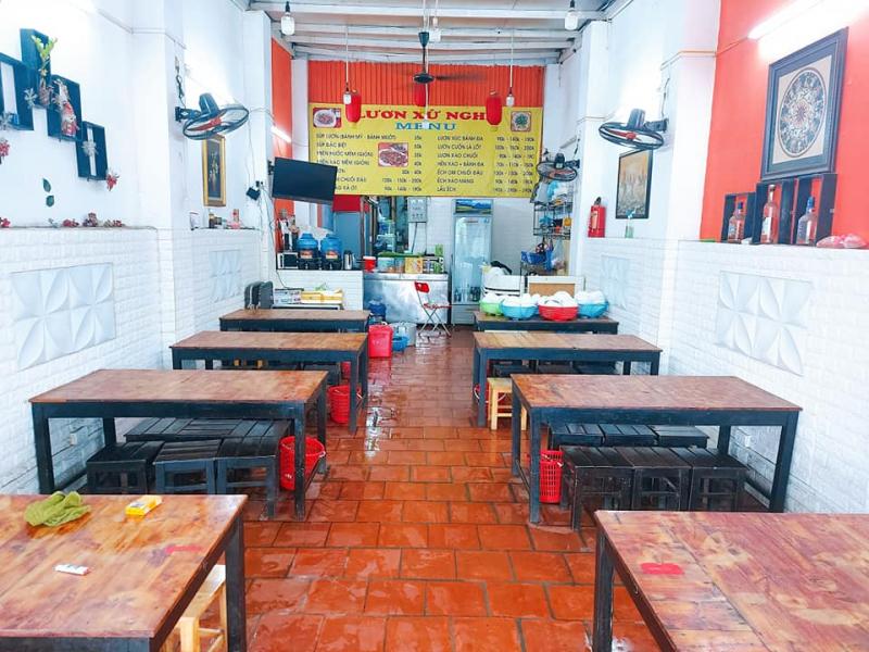 Lươn Xứ Nghệ - Vũ Tông Phan