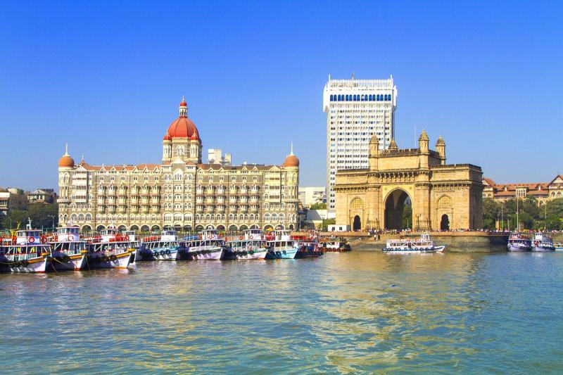 Lượng mưa trung bình của Ấn Độ là 12 mét/năm