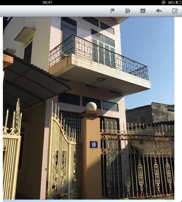 Dạng nhà cho thuê ở đường Lương Ngọc Quyến