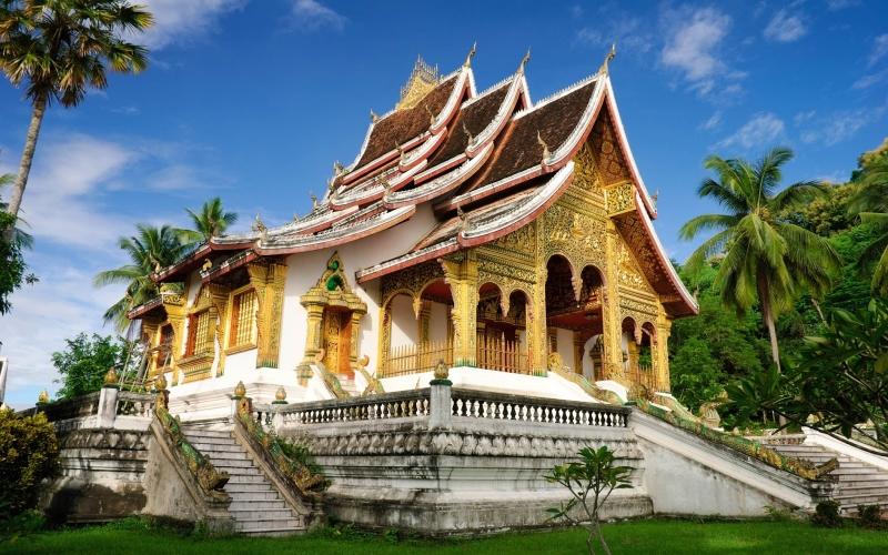 Luông Pha Băng ở Lào