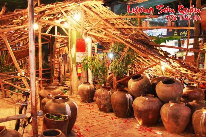 Lương Sơn Quán