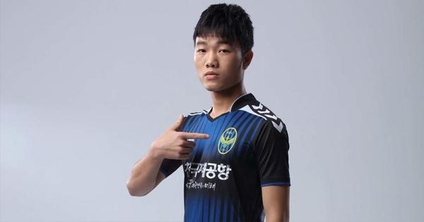 Xuân Trường là cầu thủ Việt Nam đầu tiên được thi đấu tại K-League.