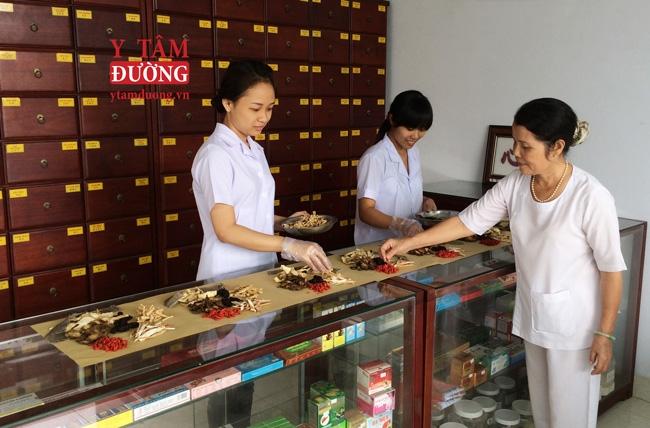 Lương y Bùi Thị Thìn