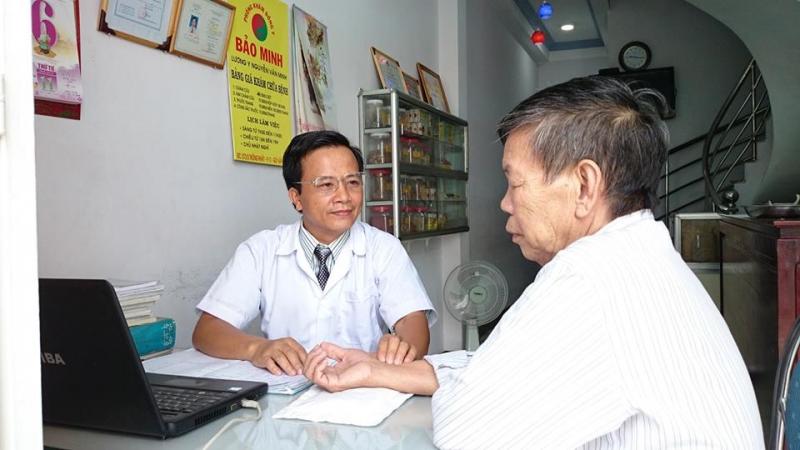 Lương y Nguyễn Văn Minh