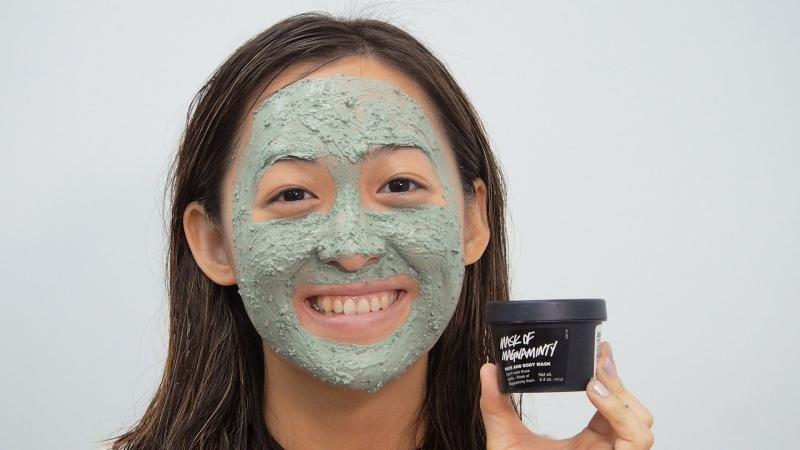 Lush Presh Mask – Mask Of Magnaminty được rất nhiều các Beauty Blogger tin dùng