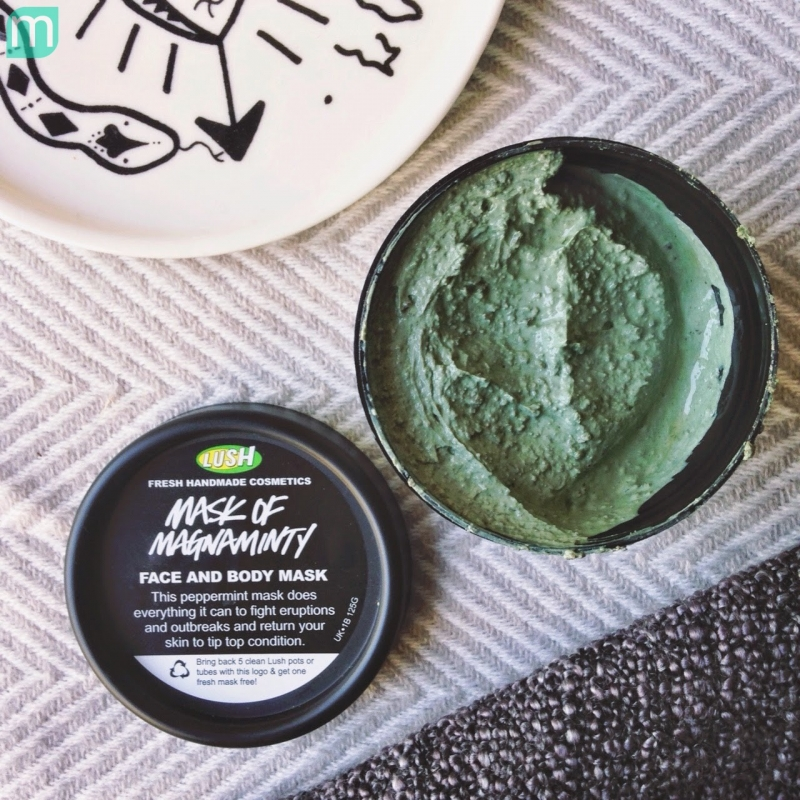 Lush Presh Mask – Mask of Magnaminty