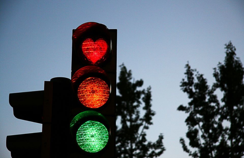 Lưu ý khi gặp đèn giao thông