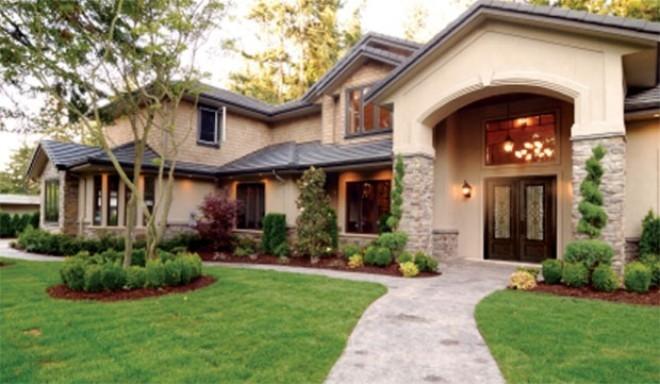 Đặc điểm ở cửa ra vào sẽ quyết định năng lượng tích cực hay tiêu cực sẽ xâm nhập vào nhà bạn.