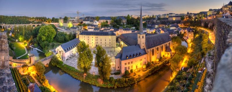 Luxembourgh là nơi quan trọng về tài chính tiền tệ của Châu Âu