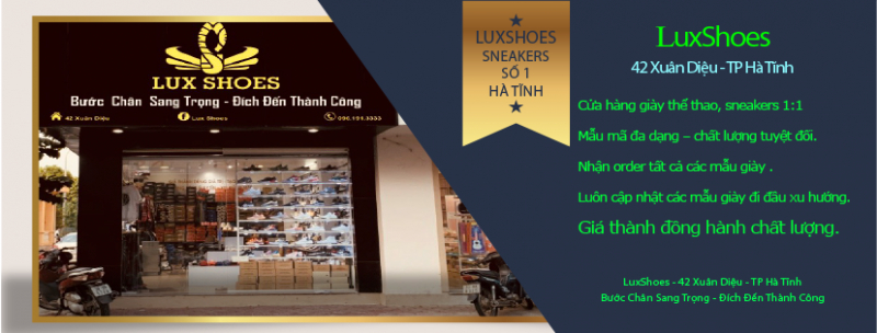 LuxShoes