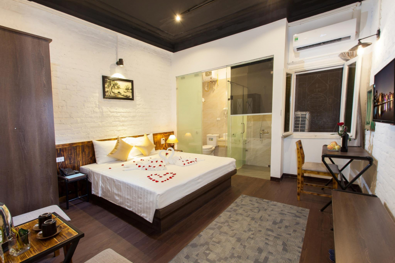 Luxury Backpackers Hanoi