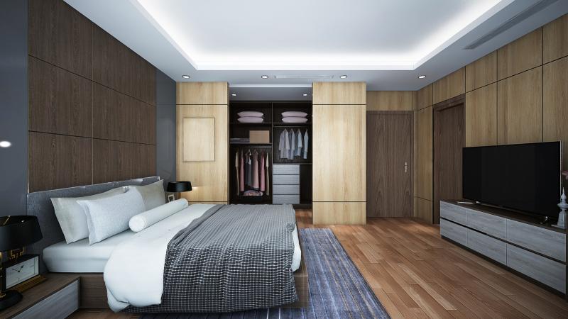 Sản phẩm thiết kế và thi công của Luxury Decor