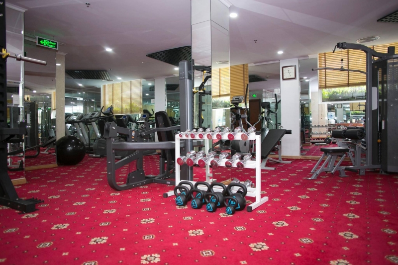 Luxury Private Fitness