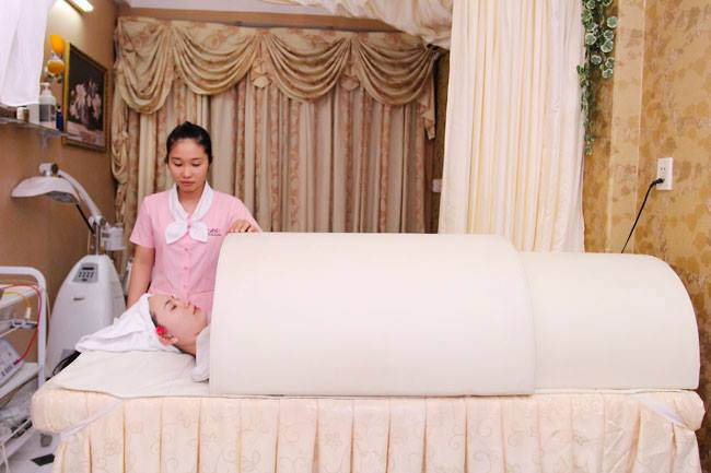 Luxury Spa Cẩm Phả