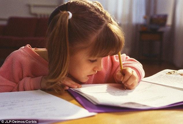 Luyện tập khi viết luận giúp ghi nhớ từ lâu hơn.