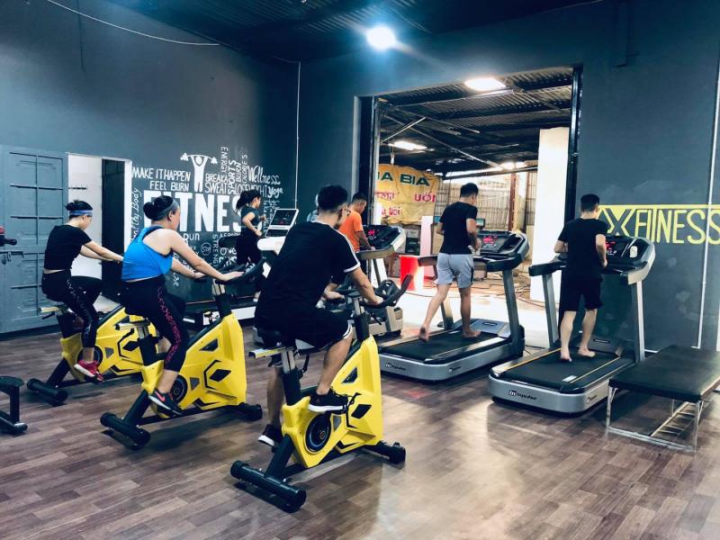 Lx Fitness Gym