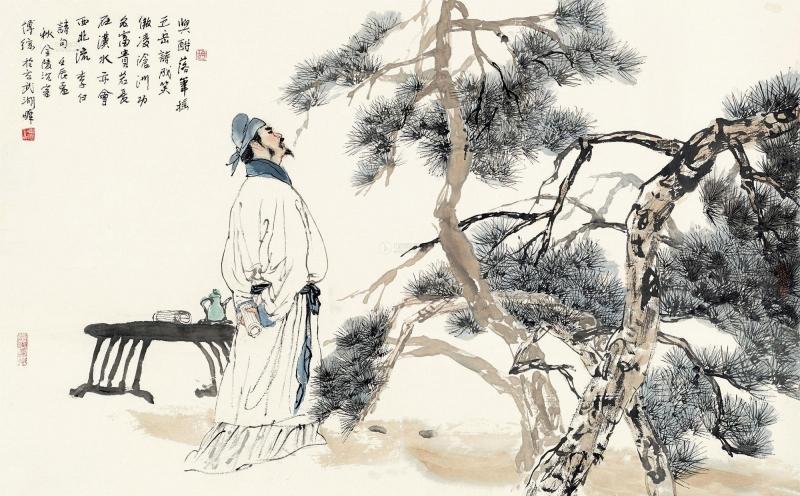 Lý Bạch (701 - 762)