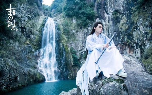 Lý Dich Phong trong vai Trương Tiểu Phàm đầy