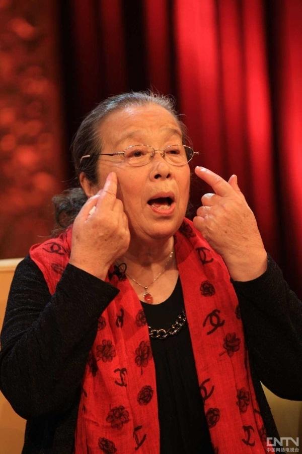 Chân dung nữ nghệ sỹ gạo cội Lý Minh Khải