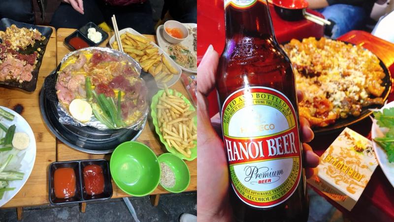Ly Nhung BBQ - Hotpot 70 Hàng Buồm