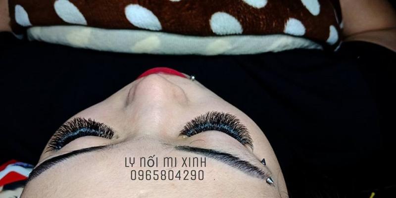 Ly Nối Mi (Ly Nail Nb)