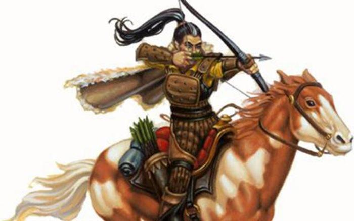 Lý Phục Man là danh tướng đầy nghĩa dũng của Lý Nam Đế (Hình ảnh mang tính minh họa).