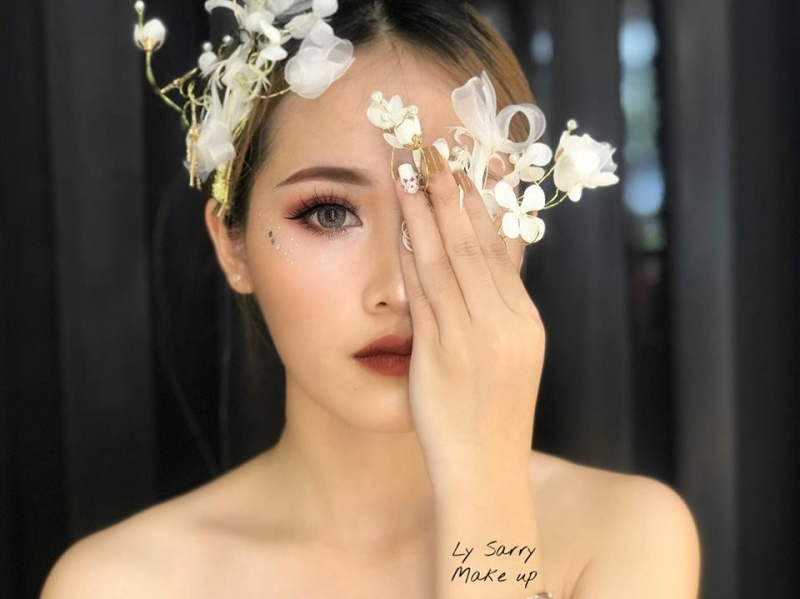 Ly Sarry Makeup (SON Wedding)