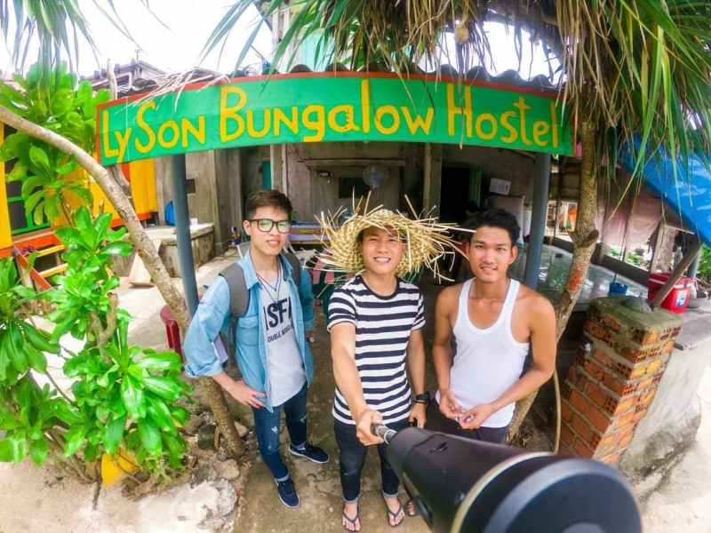 Ly Son Bungalow Hostel